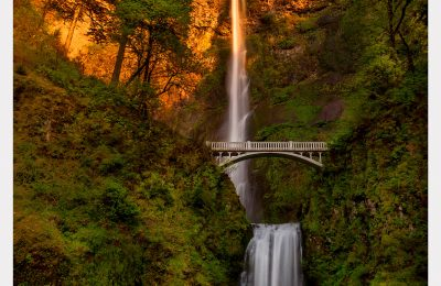 Multnomah Falls - Item No. LS08 - $217