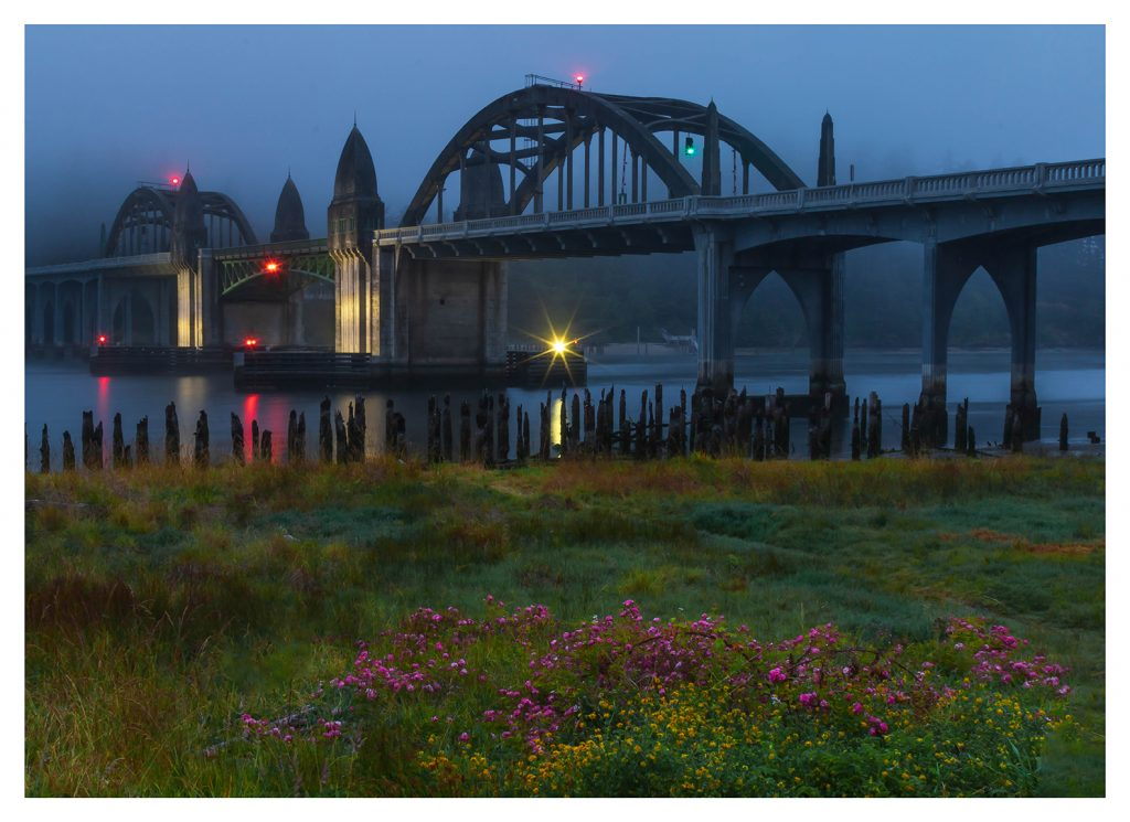 Siuslaw River Bridge - Item No. LS22 - $235