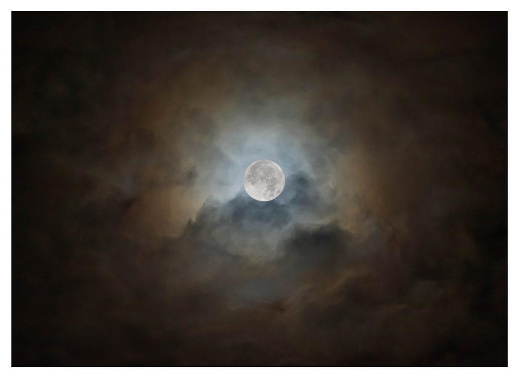 Stormy Full Moon - Item No. LS35 - $245